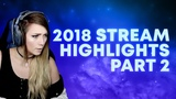 Lindsay Elyse's BEST STREAMING MOMENTS of 2018 PT 2 Spider-Man, Red Dead Redemption and MORE