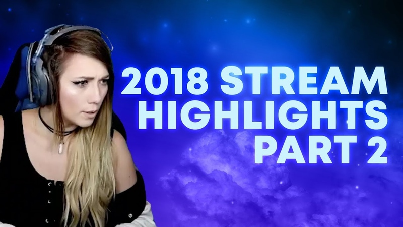 Lindsay Elyses BEST STREAMING MOMENTS of 2018 PT 2 | Spider-Man, Red Dead Redemption and MORE