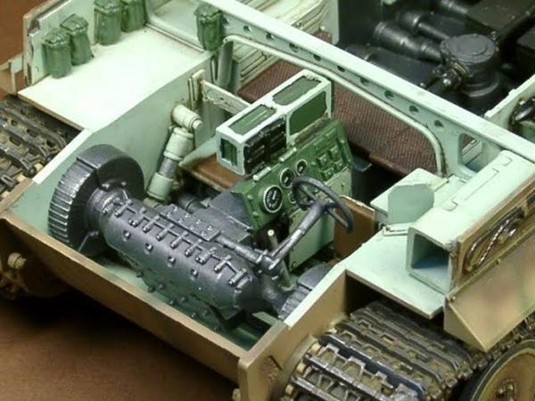 Как собирали танки Тигр-I. Сборочный конвейер. Шаг за шагом/WW II/✠ Tiger 1 - PzKpfw. VI ✠