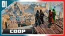 Assassin's Creed Unity COOP 1 Power Noob's em Ação