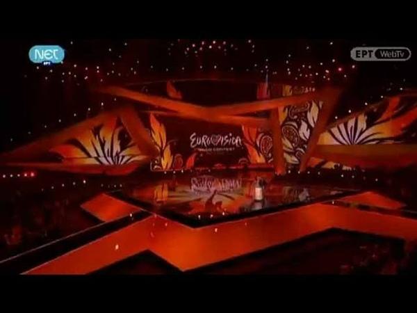 58ος Διαγωνισμός Τραγουδιού Eurovision - Tελικός - 18/05/2013   ΕΡΤ