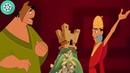 Куско сообщае Паче, что на месте его дома собирается построить Кускотопию. Похождения императора.