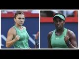 Simona HALEP vs Sloane STEPHENS Highlights ROGERS CUP 2018 Final