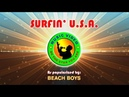 Surfin' U.S.A. - The Beach Boys (♪Music Video with Lyrics) [HD]