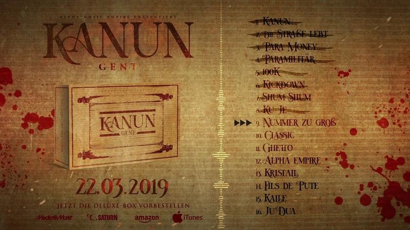 GENT KANUN OFFZIELLES SNIPPET Mixed by Marcaero
