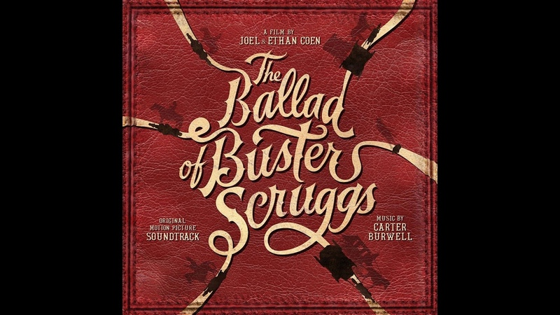 The Book | The Ballad of Buster Scruggs OST