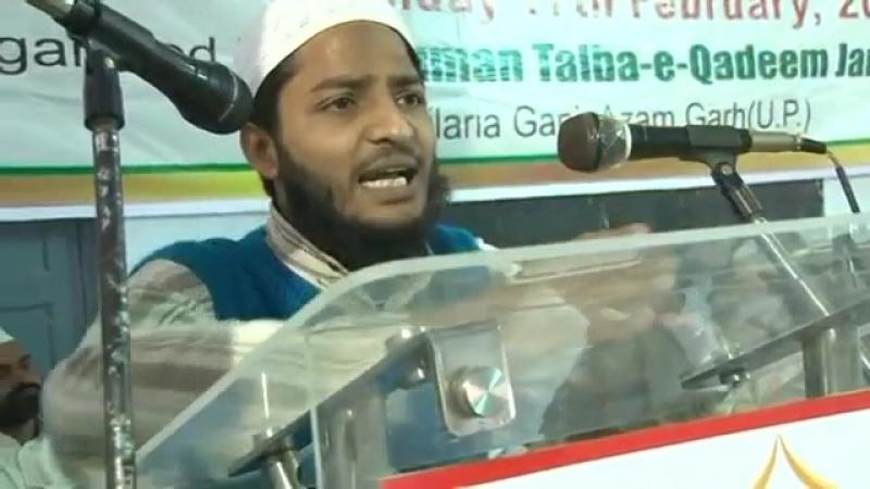 Выступление моего друга Мухаммада Нурул Камара