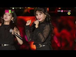 CLC (씨엘씨) - BLACK DRESS (블랙드레스) - INCHEON K-POP CONCERT 2018 (INK 2018) 20180901.mp4