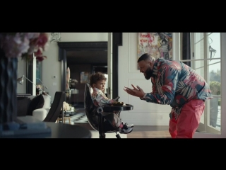 DJ Khaled and Asahd Face Off in Apple Music Commercial