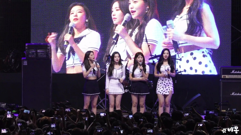 180919 2018 Dongguk University Festival Full Red Velvet
