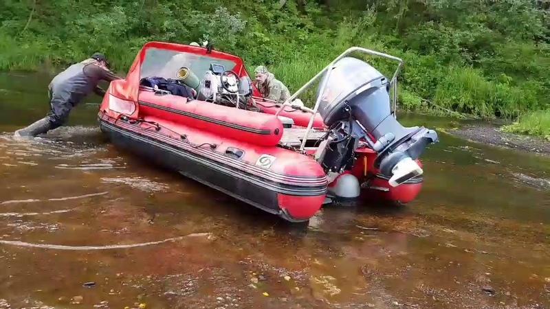 Рыбалка в Августе с разведкой 2018г. Рыбалка в Коми.