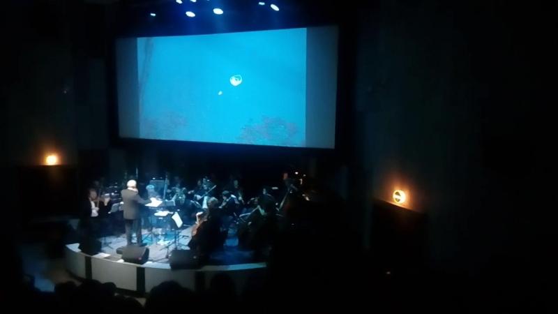 Волшебные миры Хаяо Миядзаки (отрывок) Симфонический оркестр Ассаи
