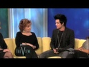 Adam Lambert on The View 12-10-09 Part 1 (Full Screen)