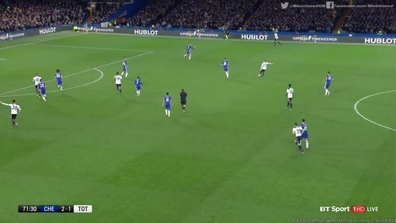 Chelsea vs Tottenham Hotspur 26 11 16 2 half