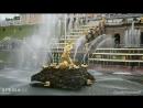 Peterhof ПЕТЕРГОФ. Фонтаны в Superslowmotion 960fps