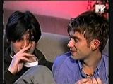 Blur in America - MTV News interview 1996