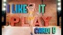 """CARDI B, BAD BUNNY & J BALVIN - """"I LIKE IT""""   Choreography by @NikaKljun"""