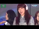 Funny moments with Apink Fanboy @MMA2015 кфк