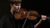 Johan Helmich Roman - Assaggio II for solo violin - Marie Nadeau-Tremblay