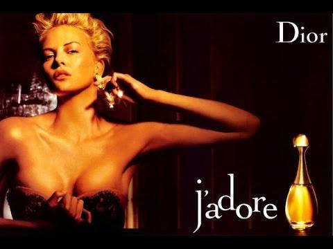 Потрясающая Шарлиз Терон в рекламном ролике - Jadore Christian Dior
