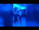 Сальса на вечеринке в Barrio / Борисыч и Лена