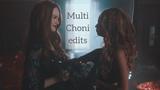 Multi Edits - Choni (Toni x Cheryl) Riverdale
