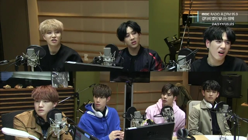 [ENG] 170330 GOT7 Kangta Starry Night Radio