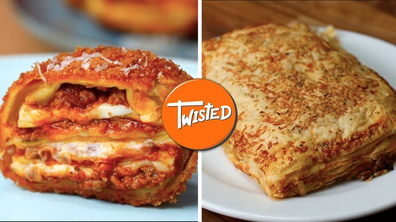 8 Amazing Stuffed Lasagna Dishes | Easy Lasagna Recipes | Cheesy Dinners | Twisted