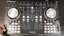 Native Instruments Traktor Kontrol S4 MK2 Digital DJ Controller Review Demo Video