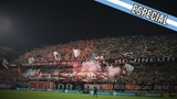 RECEBIMENTO DA TORCIDA DO NEWELL'S OLD BOYS CONTRA O INDEPENDIENTE