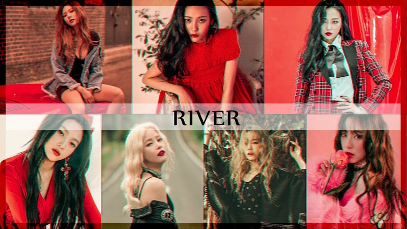 RIVER collab | KPop Multi-Female [fmv]