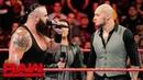WBSOFG Braun Strowman to face Baron Corbin in a Tables Ladders Chairs Match Raw Nov 19 2018