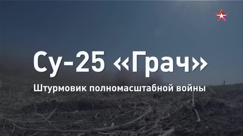 Штурмовик Су 25 Грач