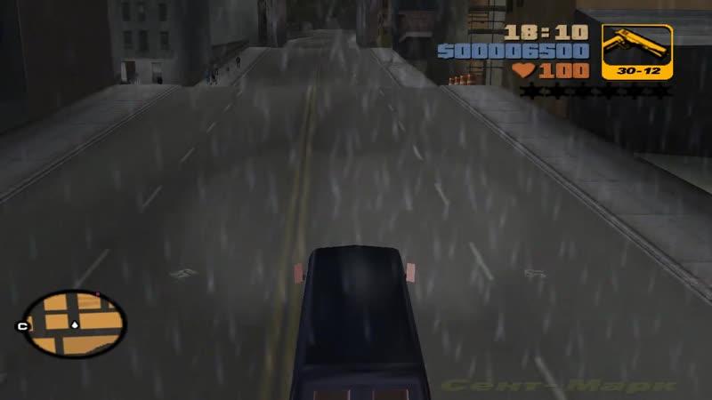 Grand Theft Auto III — 7 осатанелый сутенер