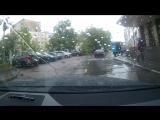 дороги Ярославля после небольшого дождя