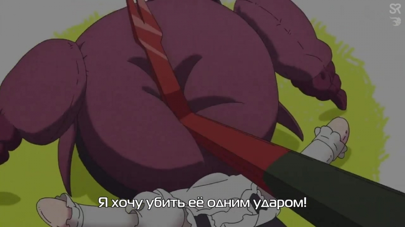 [субтитры | 1 серия] Jashin-chan Dropkick / Дропкик злого духа | by Sashas840 Shy | SovetRomantica Risens Team
