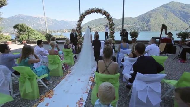 Свадьба в Италии на озере Комо. Вилла Карлотта. Como Wedding. Beautiful wedding on Como Lake Italy.
