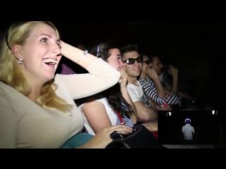 Сюрприз в кинотеатре Марс