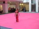 Bondár Tamara 2014.04.13. fitness kupa