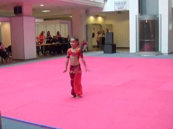 Bondár Tamara 2014.04.13. X.Showtime fitness kupa 1.hely.