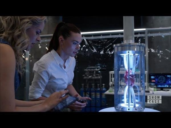 [4x06] Supergirl - Lena Luthor scenes pt 1