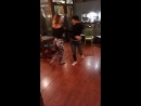 танцы в Craft cafe сент 2918