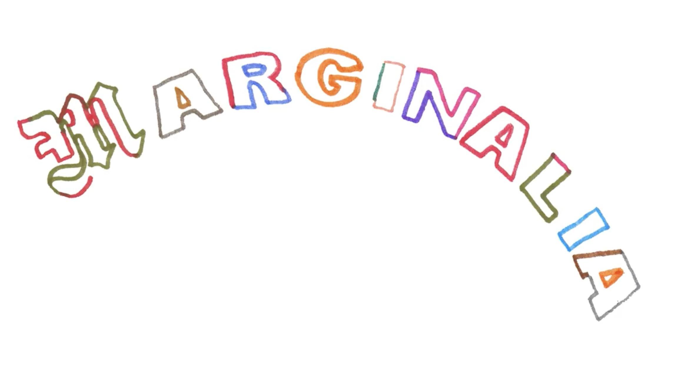 Marginalia. Выставка-презентация зина с рисунками Acid Bask