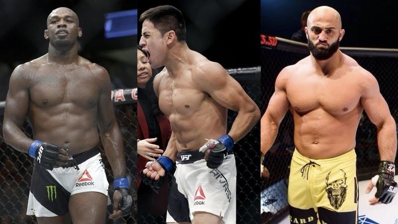 Джон Джонс сдал допинг-тест, боец уволен из UFC, новый соперник Адама Яндиева