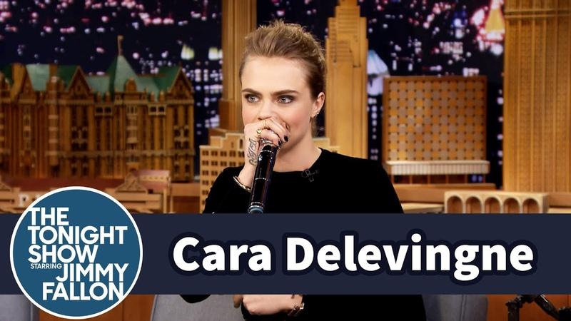 Cara Delevingne Spits a Sick Freestyle Beatbox
