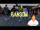 Lil Tecca - Ransom [Official Dance Video]
