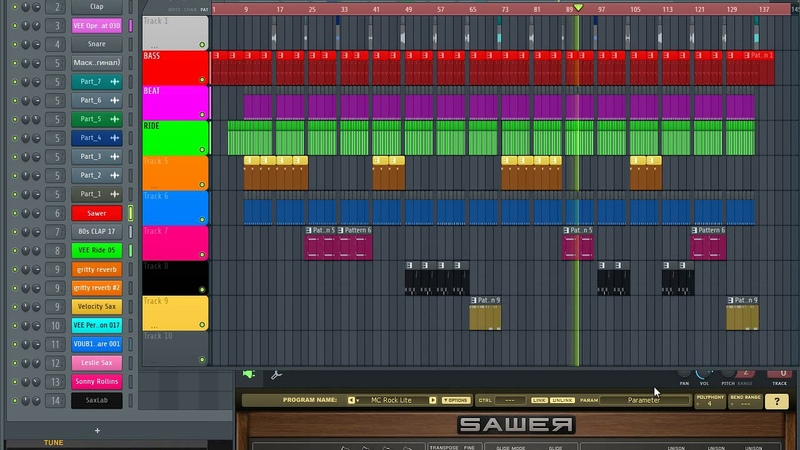 FLP Маски Шоу - Techno OST (FREE Download Google Drive) Cover [Create in FL Studio v20 0 3 532]