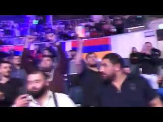 Armenian fans fng 92