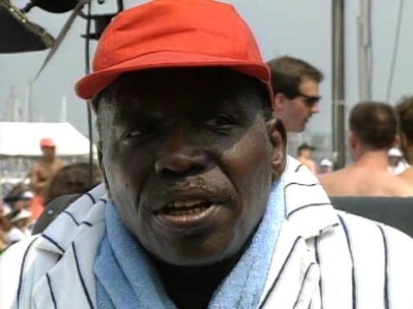 Elvin Jones - Elvin Jones Interview - 8181990 - Newport Jazz Festival (Official)