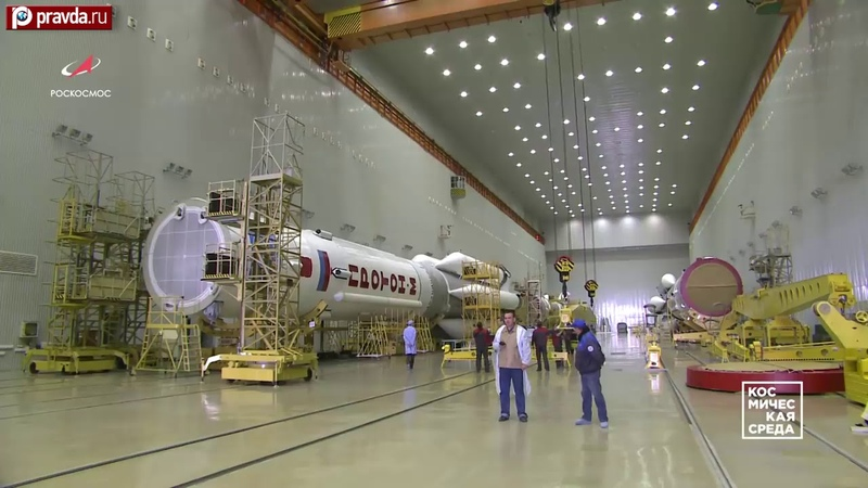 Russia works on two new superheavy space rockets Yenisei and Don